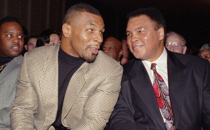 Mike Tyson: 'Muhammed Ali'yi yenemezdim'