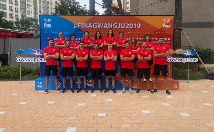 Turkcell'li yüzücüler Dünya Şampiyonası'nda
