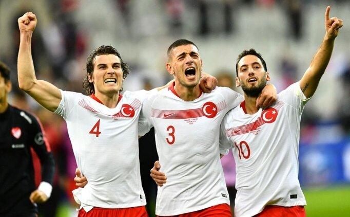 A Milli Takımımızın EURO 2020'deki rakipleri belli oldu!