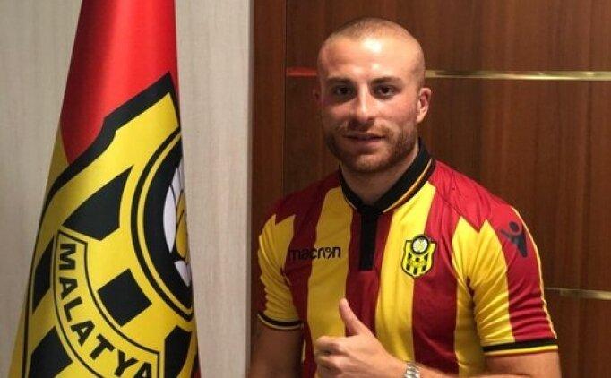 Malatyaspor'da Gökhan Töre ve Guilherme takımdan ayrı çalışacak