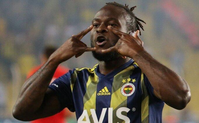 Fenerbahçe'de derbi öncesi Moses ve Isla alarmı