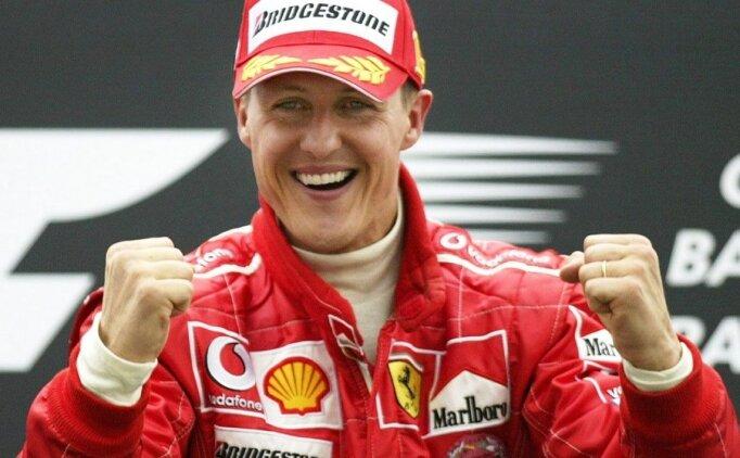 Michael Schumacher gizlice Paris'e götürüldü
