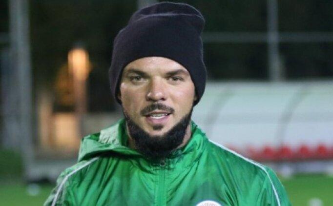 Rizespor, Mykola Moroziuk ile pensipte anlaştı