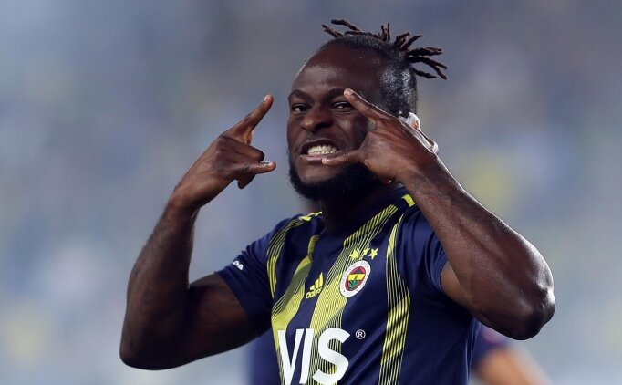 Fenerbahçe'ye Victor Moses şoku!