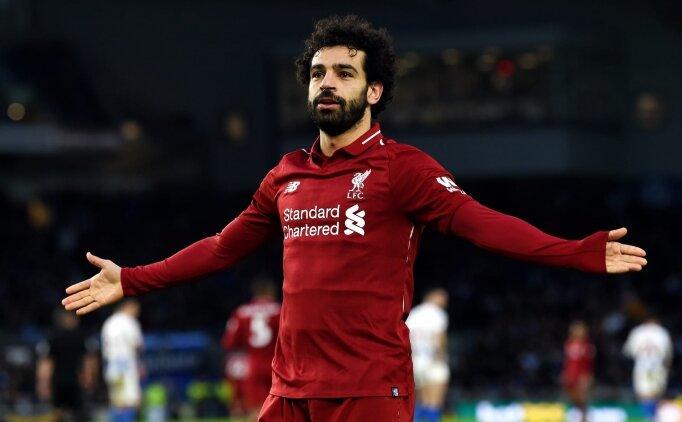 Mohamed Salah'tan Türkçe mesaj!