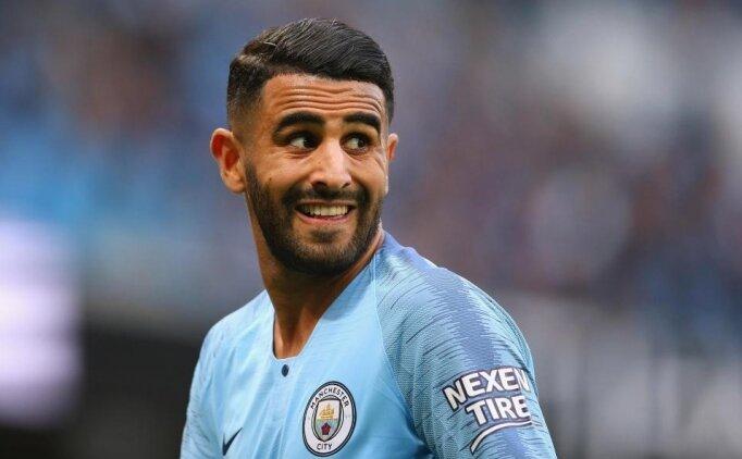 Mahrez: 'Leicester City'de iki yıl kaybettim'