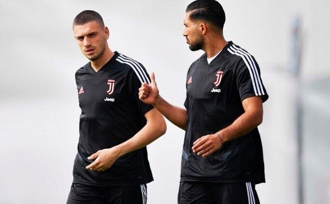 Juventus, Merih Demiral'ı bırakmıyor!