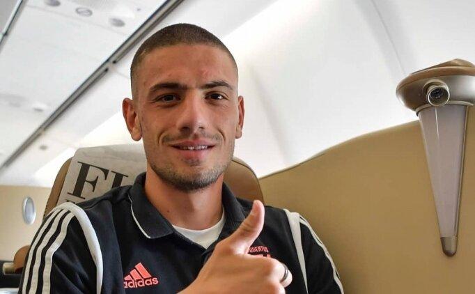 Juventus'ta Merih Demiral kampa katılamıyor!