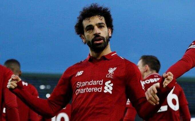 Liverpool'u ipten Salah aldı!