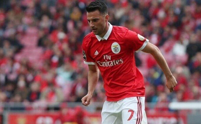 Samaris için Benfica'dan transfer açıklaması!