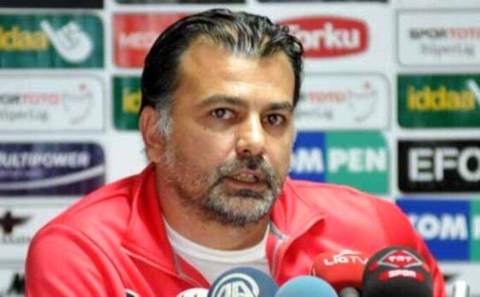 'Fenerbahçe maçıyla yola devam edeceğiz'