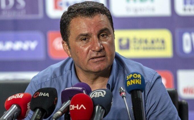 Mustafa Kaplan: 'Biz bu ligde kalacağız'