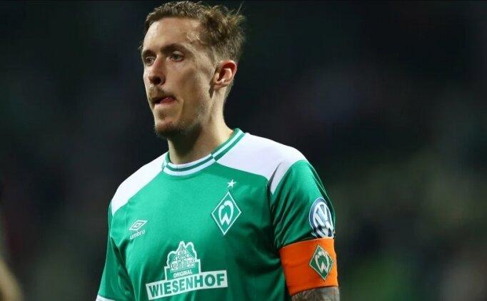 Werder Bremen'de Kruse üzüntüsü!