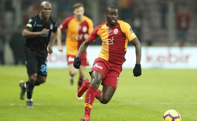 Ndiaye, Galatasaray'ın dinamosu oldu