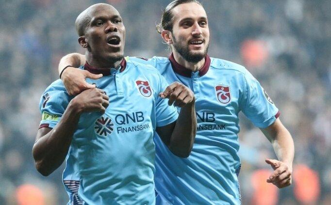 Trabzonspor'un Bursaspor maçı muhtemel 11'i!