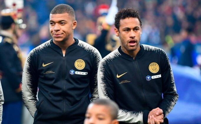 Tuchel'den Neymar ve Mbappe ayrılığına açık kapı!