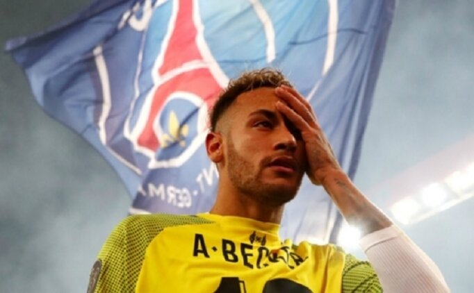 Barcelona, Neymar'a kapıyı kapattı!