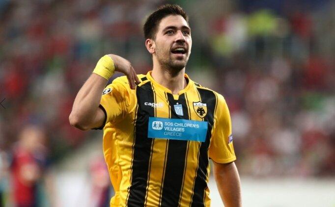 Alanyaspor, Yunan maestro transferini resmen açıkladı