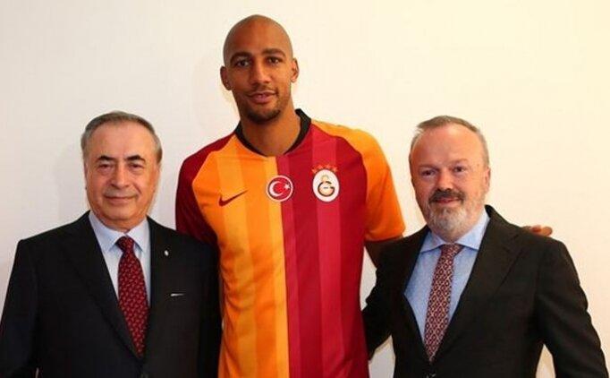 Steven Nzonzi'den Galatasaray açıklamaları