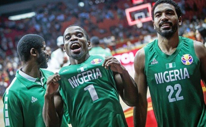Nijerya, ev sahibi Çin'i mağlup etti