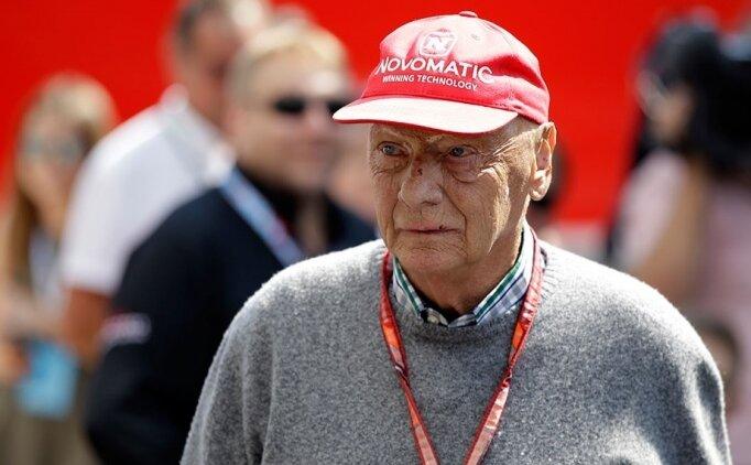Niki Lauda hayatını kaybetti