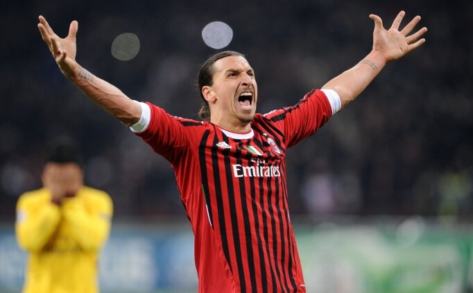 'Milan, Zlatan Ibrahimovic'i istiyor!