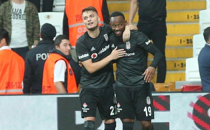 N'Koudou: 'Gollerime devam edeceğim'
