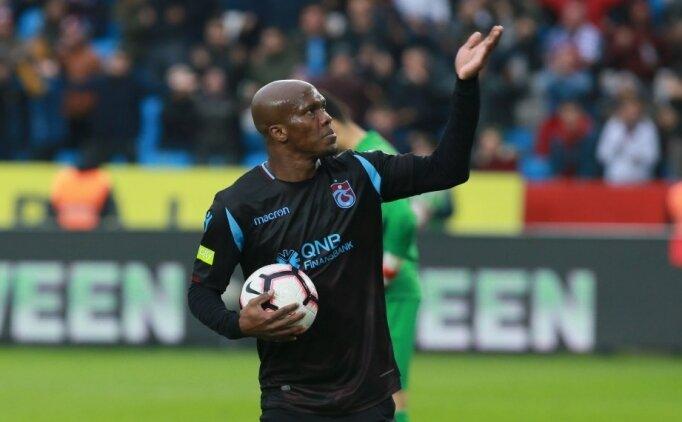 Trabzonspor'da Nwakaeme 100 bin euro'yu kaptı!