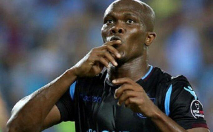 Trabzonspor'un Getafe karşısında muhtemel 11'i belli oldu
