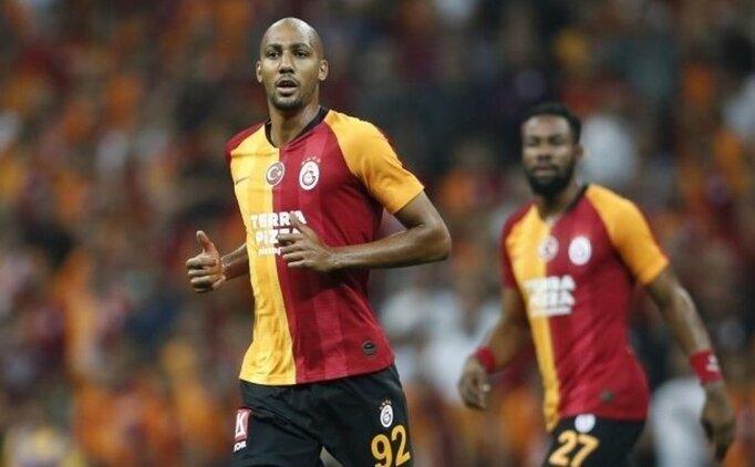Galatasaray, Nzonzi ile '1 yıl daha' dedi!
