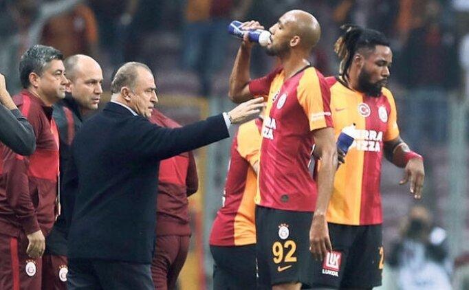 Galatasaray'da savunma en büyük arızayı verdi
