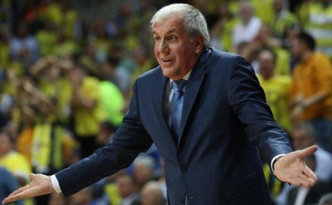 Zeljko Obradovic: ''Karakterimizi gösterdik''