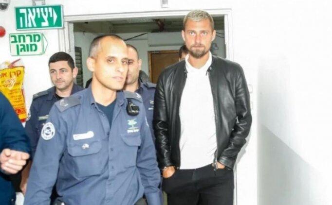 Galatasaray'ın eski oyuncusu tutuklandı!