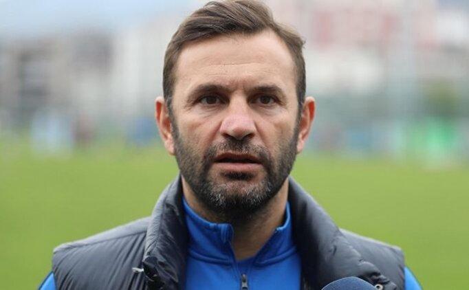 Rizespor'dan Okan Buruk için Beşiktaş cevabı
