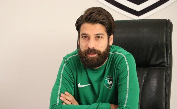 Olcay Şahan: 'Beşiktaş'tan 3 puanla ayrılmak istiyoruz'