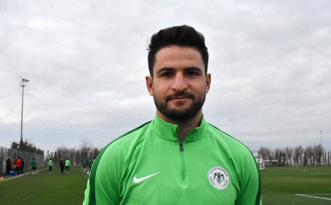 Konyaspor'a Ömer Ali Şahiner'den kötü haber