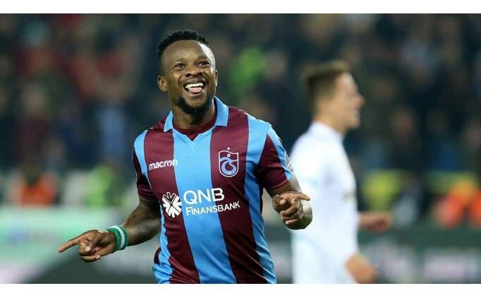 Trabzonspor'da Onazi geliyor