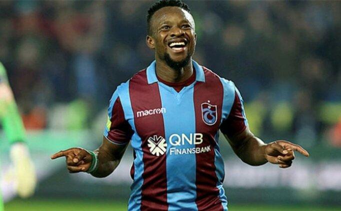 Trabzonspor, ayrılığı KAP'a bildirdi; Onazi