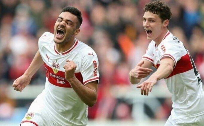 Ozan Kabak, Bundesliga'nın en iyisi oldu!