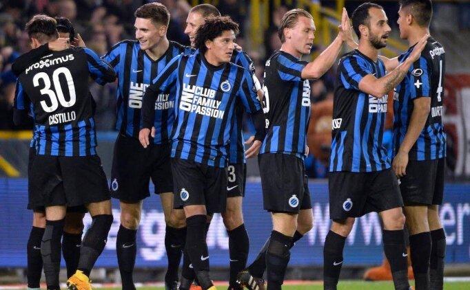Club Brugge'de 'Ayın Oyuncusu' Deli