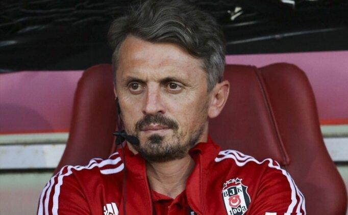 Beşiktaş taraftarının Orhan Ak tepkisi sürdü