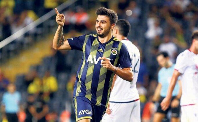 İşte Fenerbahçe'deki bambaşka Ozan Tufan