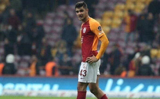 Galatasaray Ozan Kabak'ın bonservisini açıkladı
