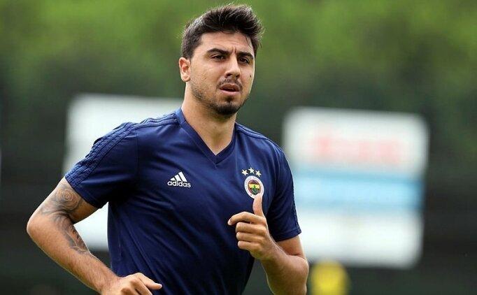 Ozan Tufan: 'Fenerbahçe'de kalacağım'