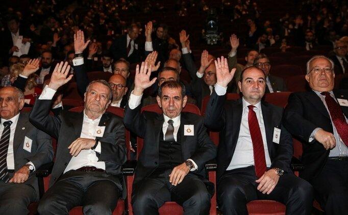 Galatasaray taraftarından büyük tepki