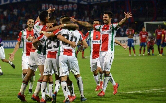 Şilili Filistinlilerin kurduğu 'Palestino' Libertadores Kupası yolunda