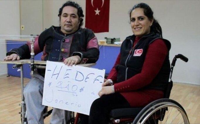 Paralimpikte 'Çevik' bir aile