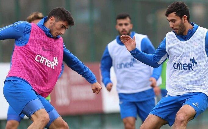 Kasımpaşa'da Başakşehir maçı hazırlıkları