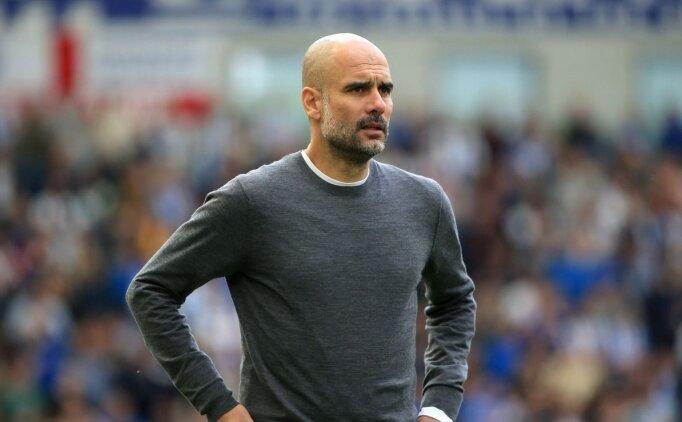 Pep Guardiola, kötü haberi açıkladı! ''5-6 ay yok''