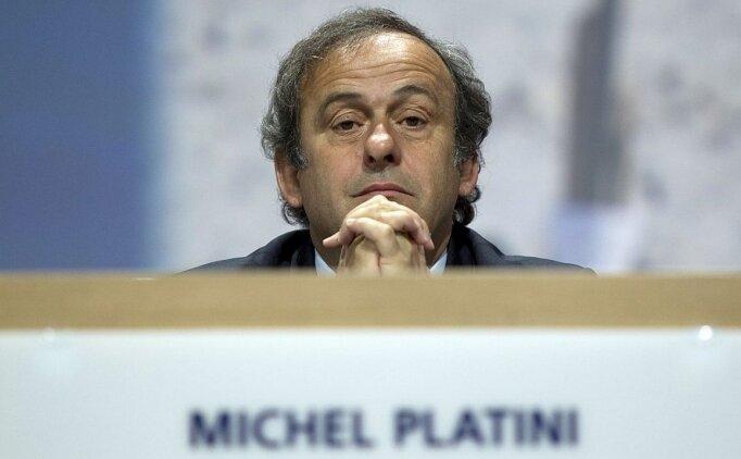 Michel Platini: 'VAR b.k gibi bir sistem'
